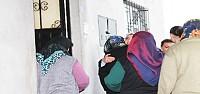 Sare Davutoğlu'ndan Konya'da Taziye Ziyareti