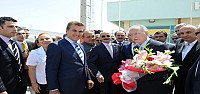 Sarıgül, Konya'da İhsanoğlu'na Eşlik Etti
