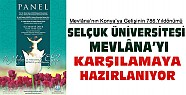 Selçuk Üniversitesi Mevlâna'yı Karşılamaya Hazırlanıyor