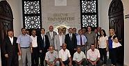 Seydişehir Heyetin'den Rektörlere Ziyaret