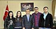 Seydişehir'de 183 Öğrenciye Burs