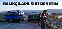Seydişehir'de Balıkçılara Denetleme