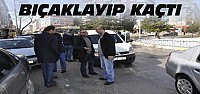 Seydişehir'de Bıçaklı Kavga