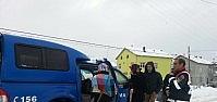 Seydişehir'de Jandarma Kışta Vatandaşın Yanında