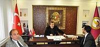Seydişehir'de Organize Hayvancılık İçin Çalişmalar Başladı