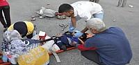 Seydişehir'de Trafik Kazaları:2'si Ağır 3 Yaralı