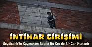 Seydişehir'deki intihar girişimini başarılı Kaymakam Sonel Önledi