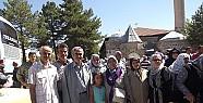 Seydişehir'den İlk Hacı Adayları Uğurlandı