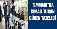 SMMM Odası Başkanı Turan,Güven Tazeledi