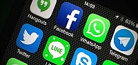 SMS kullanımı dibe vurdu