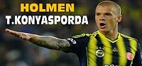 Son Dakika:Holmen Konyaspora Kiralandı