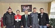 Sonel'den Şampiyon Tekvandoculara Ödül