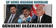 SP Genel Başkanı Kamalak Konya'da Gündemi  Değerlendirdi