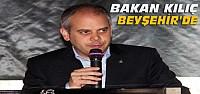 Spor Bakanı Kılıç Beyşehir'e Geldi