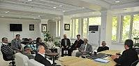 STK'lardan Başkan Akkaya'ya Ziyaret