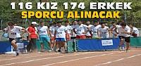 SÜ Spor Bilimleri Sınavla 290 Sporcu Alacak