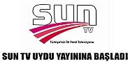 SUN TV Uydu Yayınına Başladı