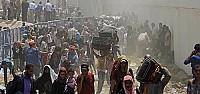 Suriye'den 1 milyon kişi göç edebilir