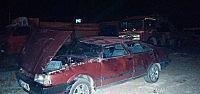 Takla Atan Otomobilde Bir Kişi Öldü