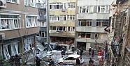 Taksim'de Patlama Anı-VİDEO