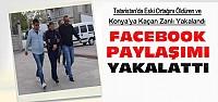 Konya'ya Kaçan Katil Zanlısı Yakalandı