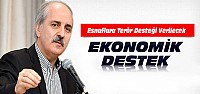 Terör Mağduru Esnafa Destek