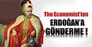 The Economist Dergisi Erdoğan'ı Sultan Yaptı