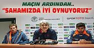 T.Konyaspor-Çaykur Rizespor Maçının Ardından-Basın Toplantısı
