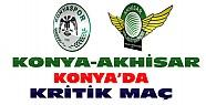Torku Konyaspor Akhisar Bld Gençlik ve Spor Maçı