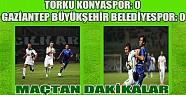 Torku Konyaspor Berabere Kaldı