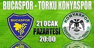 Torku Konyaspor Bucaspor Maçına Çıkıyor