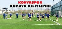 Torku Konyaspor Fenerbahçe maçına kilitlendi