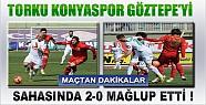 Torku Konyaspor Göztepe'yi Evinde Ezdi Geçti