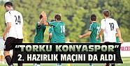 Torku Konyaspor-Hrvatski Dragovoljac Hazırlık Maçı Sonucu