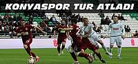 Torku Konyaspor İnegölspor Maç Sonucu