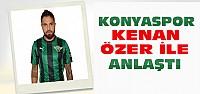 Torku Konyaspor Kenan Özer ile Anlaştı
