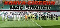 Torku Konyaspor özel maçta berabere kaldı