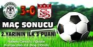 Torku Konyaspor-Sivasspor Maç Sonucu