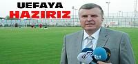 Torku Konyaspor Uefa'dan Haber Bekliyor