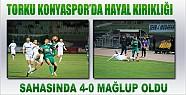 Torku Konyaspor'da Bu Kez Hayal Kırıklığı