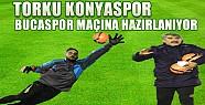 Torku Konyaspor'da Bucaspor Maçı Hazırlıkları