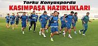 Torku Konyasporda Kasımpaşa Hazırlıkları