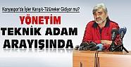 Torku Konyaspor'da Yeni Teknik Direktör Arayışları-Tütüneker Gidiyor mu?
