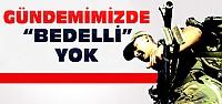 TSK'dan Bedelli ve Dövizli Askerlik Açıklaması
