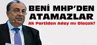 Tuğrul Türkeş Ak Partiden Aday mı Olacak?
