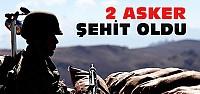 Tunceli'de Bir Hain Saldırı Daha:2 Asker Şehit