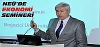 Türk Ekonomisinin 200 Yılı NEÜ'de Değerlendirildi