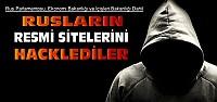 Türk Hackerlar Rus Devlet Sitelerini Hackledi