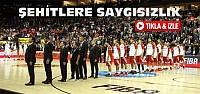 Türkiye-Almanya Maçında Saygı Duruşu Krizi-VİDEO