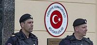 Türkiye Büyükelçiliğine Saldırı